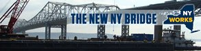 The NYS Thruway – New Bridge Site
